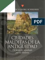 Schreiber-Ciudades Malditas de La Antiguedad