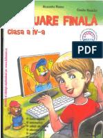 Evaluare Finala Clasa a IV A