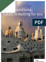 Biografía Corta de Gaudi
