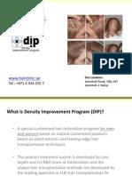 Density Improvement Program