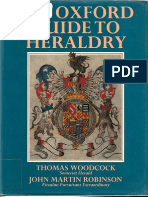 The Oxford Guide to Heraldry | Heraldry | Oligarchy