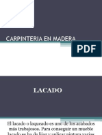 Diapositiva e Carpinteria en Madera