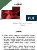 ANEMIA Referat