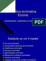 Enzimologie
