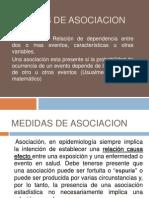 Medidas de Asociacion
