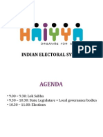 Indian Electoral System