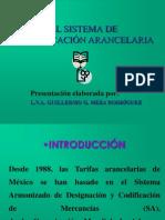 Clase Clasificacion Arancelaria