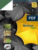 Monsoon Report- June 2013