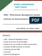 WMS Sistema Armazenagem