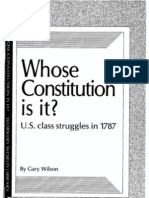 Whose Constitution is It Pamphlet