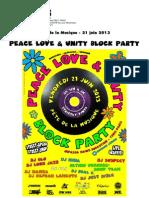 Hip Hop Block Party 2013