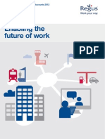 Regus - Enabling the Future of Work