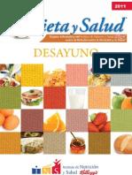 RevistaDietaySalud Desayuno INSK