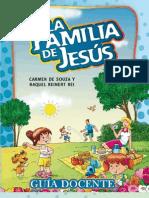 La familia de Jesús  - Guía docente