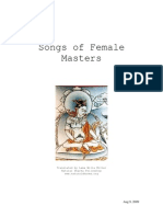Various Authors_Songs of Female Masters
