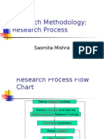 Research Methodology Flow