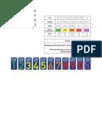 El Indice UV Simbolos y Colores Estandares