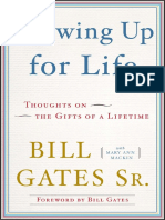 Showing Up for Life, by Bill Gates Sr. - Excerpt