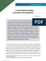 Korea Stock Market Volatility