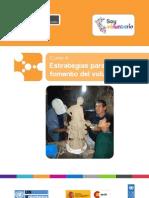Curso 4 - Estrategias para el fomento del voluntariado