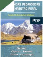 Experiencias Pedagógicas de un Maestro Rural(Arcadio Zubieta)