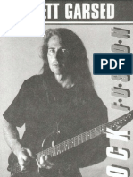 (Guitar Tab) Brett Garsed - Rock Fusion (Booklet)