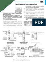 Catálogo general de rodamientos NSK