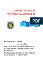 DS-K24 Skin Diseases of Malnutrition