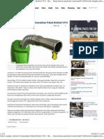 anjuran pemerintah menggunakanbiodiesel