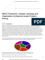 6. Linke.m.,ccmd Stars Blog Hindol Datta - MECE Framework