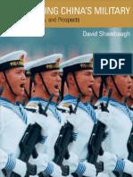 Modernizing China's Military - David Shambaugh