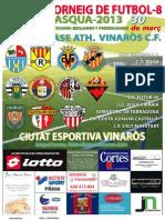 Torneo Pasqua 2013 Ath Vinaros