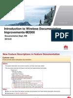 M2000 Documentation Improvements