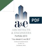 AE Short Portfolio 2010