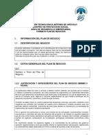 PLAN DE NEGOCIO 2012.docx