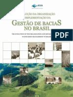Evolução da Organização e Implementação da Gestão de Bacias no Brasil