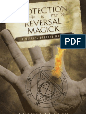 86189660 Protection Reversal Magick | Magic (Paranormal