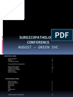 Surgicopathologic Cconference 2011-new.pptx