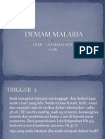 Demam Malaria