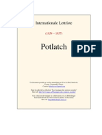 Potlatch - I.L. | Guy Debord [Fr]