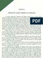 Capítulo I. Alfonso de Castro Período de formación.