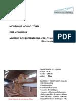 707 7. Horno Tunel - Colombia