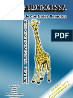 Catalogo de Controles Remotos