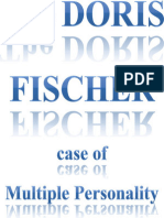 The Doris Fischer Case of Multiple Personality