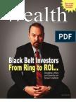 Real Estate WEALTH Magazine featuring Sensei Gilliland