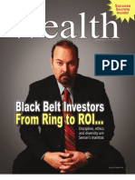 Real Estate WEALTH Magazine featuring Sensei Gilliland