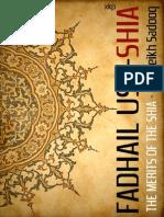 The Merits of the Shia - Sheikh Sadooq - Xkp - Fadhail Ush-shia