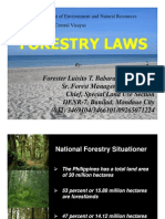 Forestry Laws