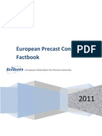 European Precast Concrete Factbook 2011 Final Draft
