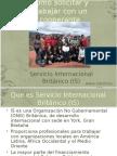 Como Trabajar Con Un Cooperante de IS Bolivia
